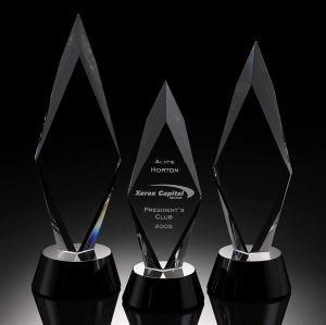Presidente do Clube de prêmio de cristal (#14021, #14022, #14023)