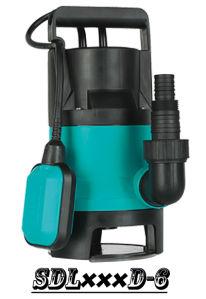 (SDL400D-6)庭の浸水許容の汚れた水ポンプ