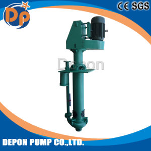Zentrifugaler Fett-Schmierung Sumersibkle Sumpf-vertikale Schlamm-Pumpe