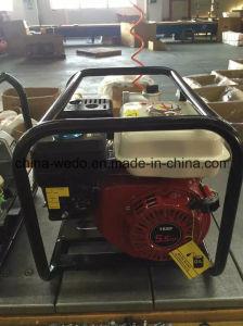 Wp30-HP selbstansaugende Motor-Wasser-Pumpe (5.5HP) mit 3.6L Kraftstofftank