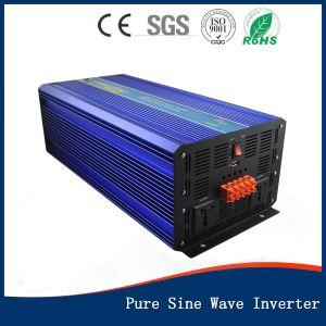 5000W onda senoidal pura DC ao inversor de energia CA