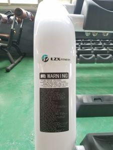 Forma fisica commerciale di Lzx della strumentazione di ginnastica della macchina di Delt della strumentazione della costruzione di corpo