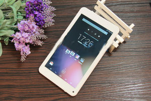 A MTK 7 Tablet PC cartão duplo SIM 3G