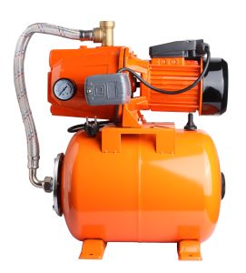 3HP高圧標準外標準か標準外および水使用法の自動自己吸引のジェット機の増圧ポンプへの0.5HP
