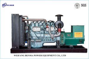 Природный газ для генераторных установок с низким уровнем потребления газа