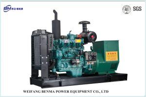 Diesel die Generator op de Alternator van Faraday van de Motor Weichai wordt gebaseerd