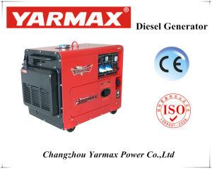 Ökonomischer leiser Typ Dieselgenerator-lärmarmer Betrieb