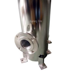 Filtro da acqua rapido di precisione dell'acciaio inossidabile di caricamento