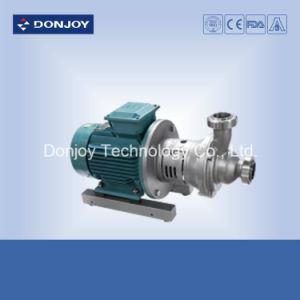 304/316L CIP Sic Bomba/C a vedação mecânica com motor ABB