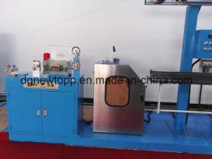 De ETFE/PEL/PAP Fluoroplastics máquina de extrusão de cabo