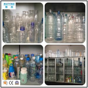Máquina de sopro de garrafas PET de plástico