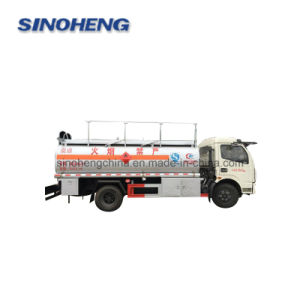 販売のためのディーゼル運送者のトラックのガソリン配達用トラックの石油タンカーのトラックの燃料タンク