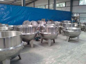 Inclinazione del POT di cottura rivestito mescolantesi per zucchero, ostruzione, salsa