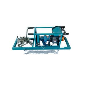 Estrattore d'acciaio del cavo del nastro trasportatore, macchina di spogliatura