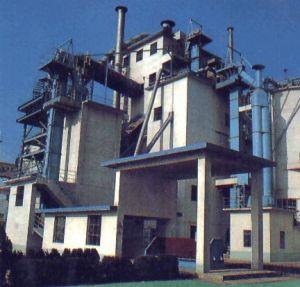 Forno a calce verticale (carbone bituminoso) con alta efficienza