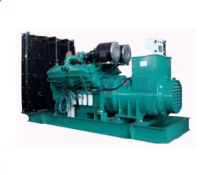 1400kVA de Reeks van de Generator van de Krachtcentrale van Cummins Genset Voor Industrieel Gebruik Kta50-G3