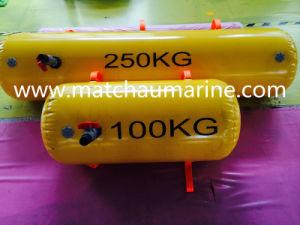 5 anos Inspecção utilizados o teste de carga de baleeiras Saco de peso de água