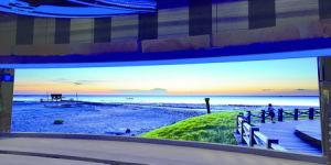En plein air Location pleine couleur Affichage LED avec panneau léger