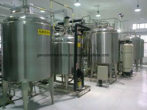 A unidade de transformação de leite Iogurte Máquina de processamento
