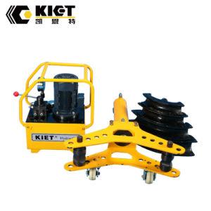 Tipo spaccato piegatrice idraulica manuale del Portable caldo di vendita di Kiet del tubo