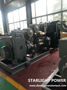 Electriのディーゼル発電機120kw 150kVAパーキンズエンジンの発電機