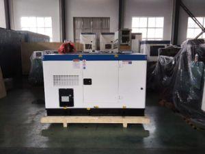 建設用機器のディーゼル発電機