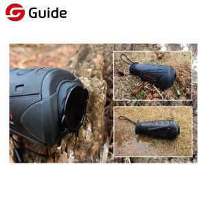 Sicherheits-mini thermische Kamera 384X288 mit dem 19mm Objektiv, InfrarotWärmebildgebung-Nachtsicht-Kamera für die Jagd