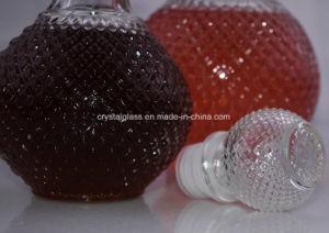 Vinho de todo o sumo de vidro Recipiente de vidro 1000ml