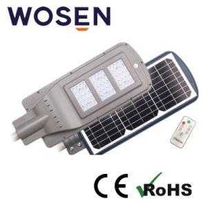 60Wはセンサーが付いているIP65屋外の庭の太陽ライトを防水する