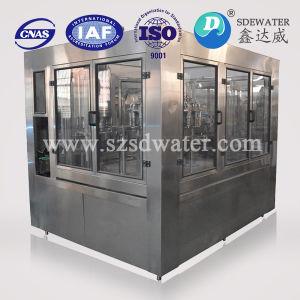Precio competitivo de la máquina de llenado de bebidas carbonatadas