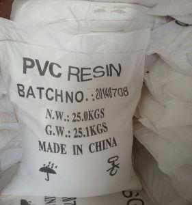 De chemische Hars Sg5sg5 van pvc van de Grondstof voor de Pijpen van pvc