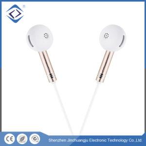 écouteurs stéréo 3,5 mm portable TPE câblé le commerce de gros dans l'oreille des écouteurs