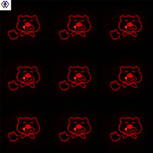 Оптовая торговля нести один красный Cute Funny лучший лазерный свет PS4 объектива