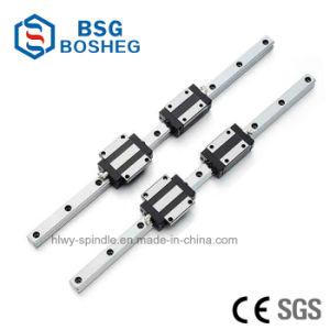 産業機械線形案内面(HSR15)のための高精度そして品質
