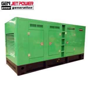 Energie u. Erzeugung stellten den 20 KVA-Dieselgenerator mit Perkins-Motor ein