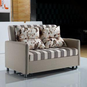 Salón Muebles Sofa 2 Plazas Sofá Cama Plegable De Tela Ajule