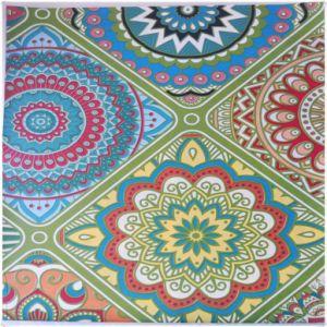 Beauitful de papel Flores de Madera contrachapada superpuesta para Oriente Medio
