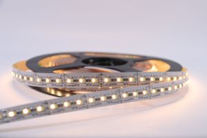2216SMD LED LED de 240 300 420de fila única LED de alta eficacia alta potencia 24W por metro CRI 95 Refond TIRA DE LEDS LED de luz lineal en la solicitud de proyecto