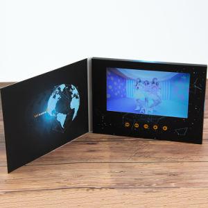 Livrets de vidéo/livre/carte-cadeau Vidéo Brochure de l'impression pour la publicité