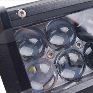 4D van de LEIDENE van de lens 234W Verlichting van de Staaf van de Auto Strook van het Aluminium de Lichte