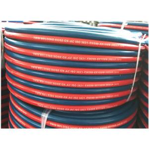 5/16 '' di grado R che salda tubo flessibile gemellare per il servizio americano