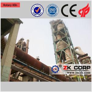impianto di lavorazione del forno rotante della calce viva 300-1000tpd