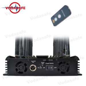 Сигнал GPS портативный Jammer valve/блокирование всплывающих окон, 2G, 3G, 4G WiFi сигнал сотового телефона Jammer valve / блокировки всплывающих окон WiFi GPS VHF UHF 4G RC315Мгц/433МГЦ кражи Lojack 18 перепускной антенны