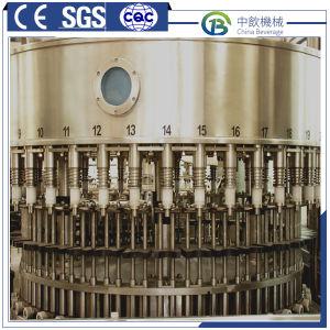 2018 Vaso Automática de engarrafamento de água potável de enchimento de lavar roupa máquina de nivelamento