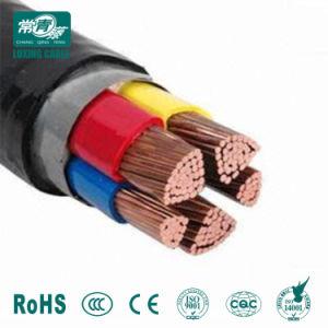 Bainha em PVC elétricas/cabo de alimentação elétrica com isolamento XLPE