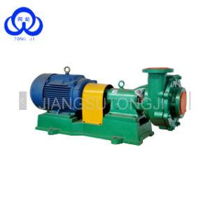 Pompa centrifuga dei residui della polpa del certificato di iso, fabbricazione di carta
