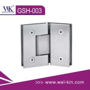 De aço inoxidável 304 chuveiro porta Dobradiça (GSH-003)