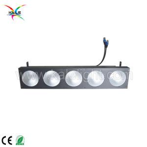 明るい金の照明RGB 3in1 5PCS 30WマトリックスのLED表示LED段階ライト