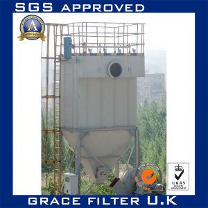 Алюминий промышленной фильтрации пылевым фильтром сборщика