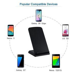 Q700 caricatore della radio del telefono mobile del USB del Qi del caricatore 3 di alta qualità senza fili delle bobine micro